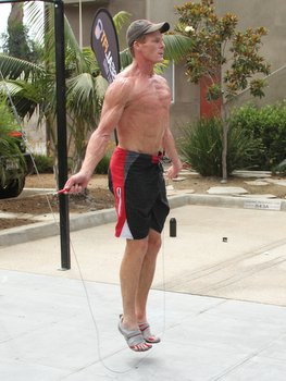 Mark Divine Jump Rope Double Unders