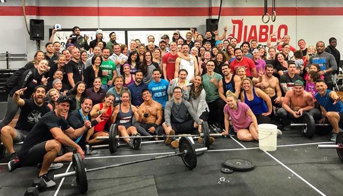 Natalie Talbert CrossFit Moxie Group