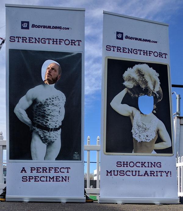 Nick Collias StrengthFort