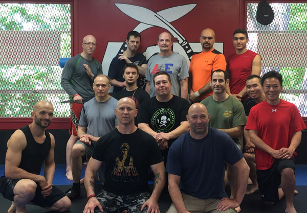 Phil Ross Martial Arts Class
