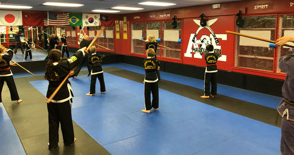 Phil Ross Kids Martial Arts
