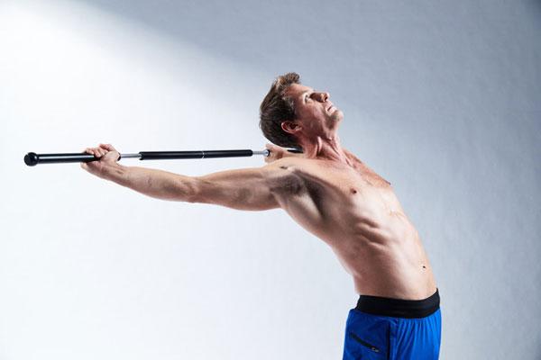 ProBar Sports Mobility flexibility