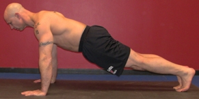 Master RKC Phil Ross Standard Push Up