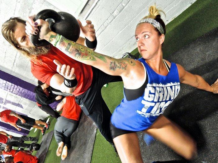 RKC Coaching Get-Up