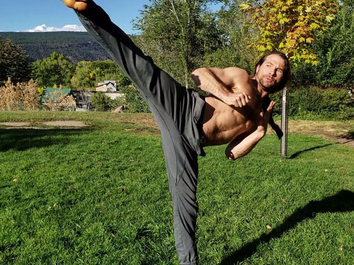 Sage Petersen Martial Arts