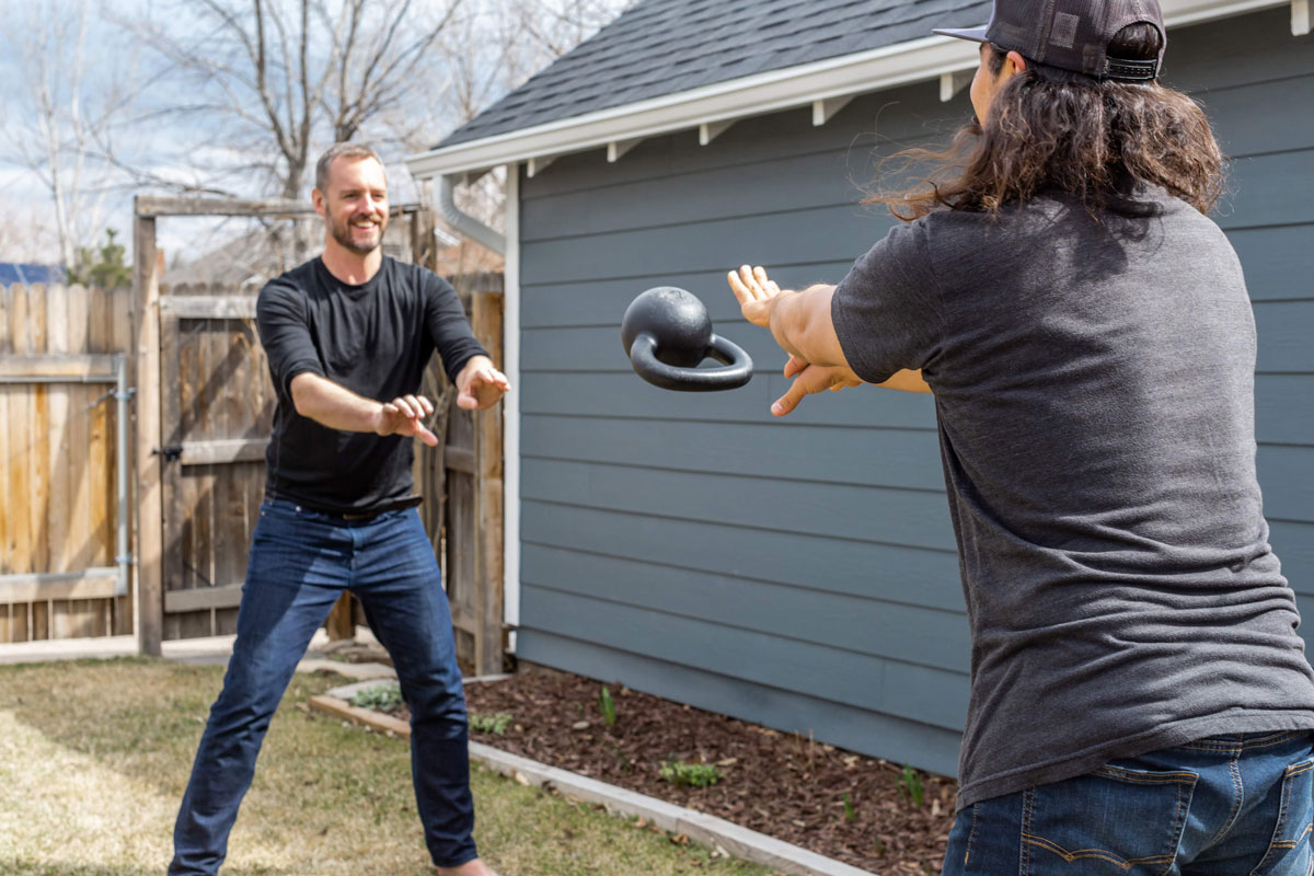 Scott Carney Interview The Wedge Kettlebelll Throwing