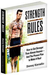 Strength Rules Book Cover thumbnail