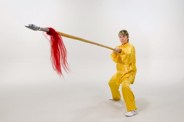 Allison Helm taiji spear