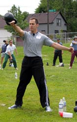 Kettlebell Success: Chiropractor Dr. Kevin Cooper personally transformed body,energy with kettlebells