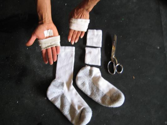 socks snatch
