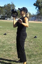 Susan Himsel demonstrates success with Russian Kettlebell Strength Training