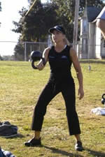 Susan Himsel succeedes with Russian Kettlebell Strength Training