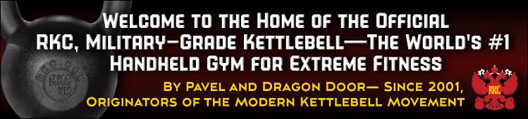 RKC Kettlebells