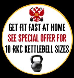 Special kettlebell pre-order offer!