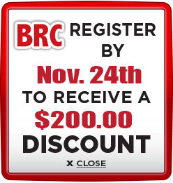 Receive $200 discount when you register by November 24th