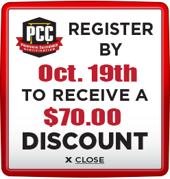 Receive $70 discount when you register by October 19th