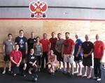 May 2013 RKC Certification Workshop, Houston, TX