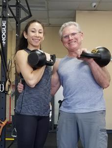 East Bay Boot Camp in Clayton adds kettlebells for fat loss