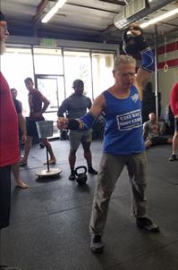 East Bay Boot Camp adds Kettlebells for fat loss