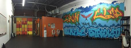 gym panoramic