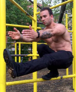Angelo Grinceri Pistol Squat On Bar Thumbnail
