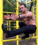 Angelo Grinceri Pistol Squat On Bar Thumbnail