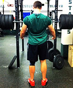 Chris White RKC Team Leader with Barbell thumbnail