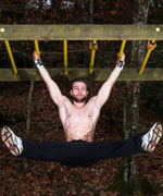 Daniel Cirilli Wide Grip Straddle L-sit thumbnail