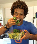 Errick McAdams Eating Greens thumbnail