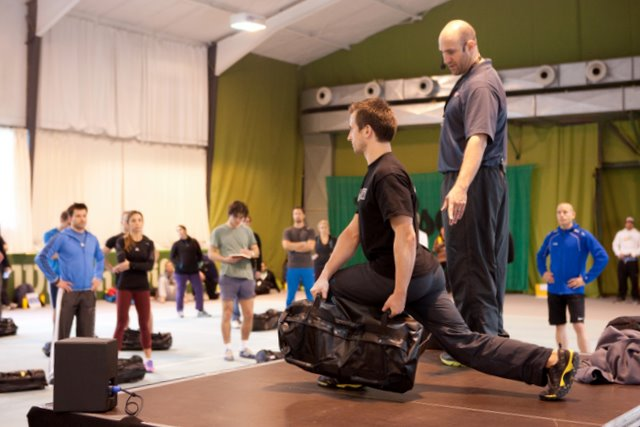 Josh Henkin, Senior RKC and creator of the Ultimate Sandbag Teaching
