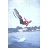 Sean wakeboarding