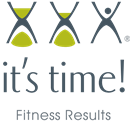 Its Time Fitness! Logo 2010 3