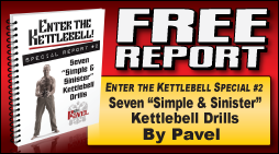 Enter the Kettlebell! - Strength Secret of the Soviet Supermen - Book | Dragon Door