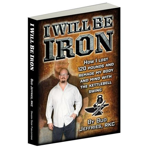 I Will Be Iron ebook