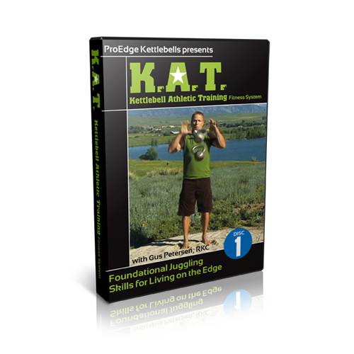 K.A.T. Fitness System - Disc 1
