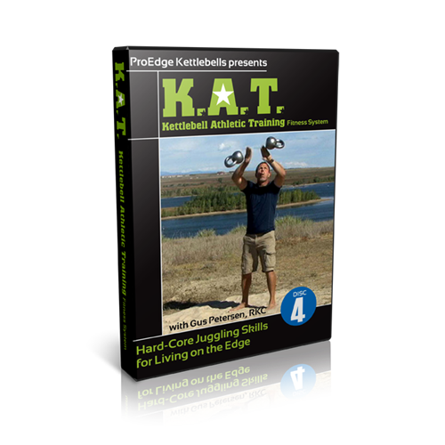 K.A.T. Fitness System - Disc 4