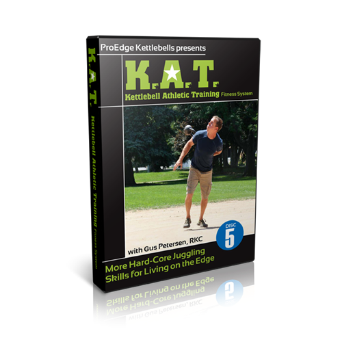 K.A.T. Fitness System - Disc 5