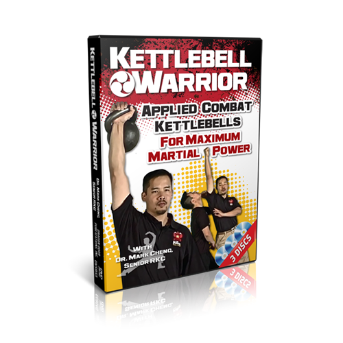 Kettlebell Warrior 3-DVD Set