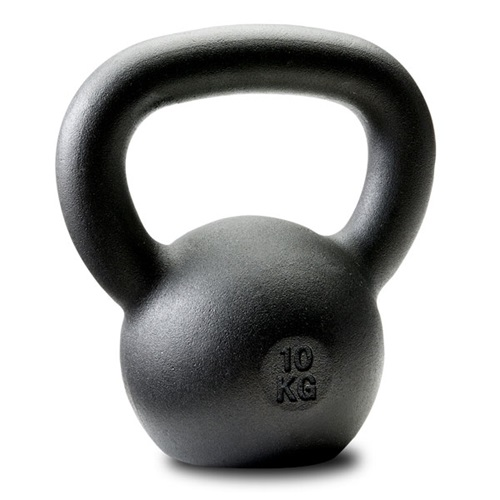 Dragon Door Russian Kettlebell 10kg 22lb Front P10t