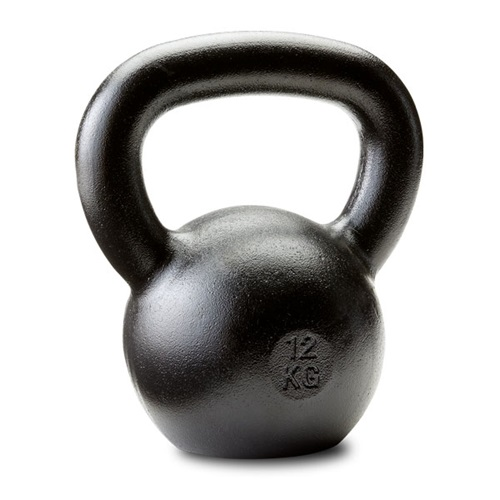 Dragon Door Russian Kettlebell 12kg (26lb) Front P10g