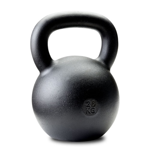Dragon Door Russian Kettlebell 26kg 57lb Front P10y