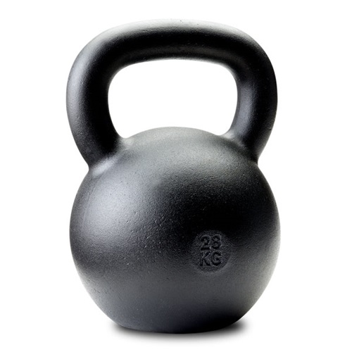 Dragon Door Russian Kettlebell 28kg 62lb Front P10j