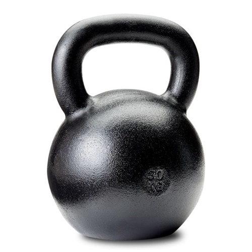 Dragon Door Russian Kettlebell 30kg 66lb Front P10z