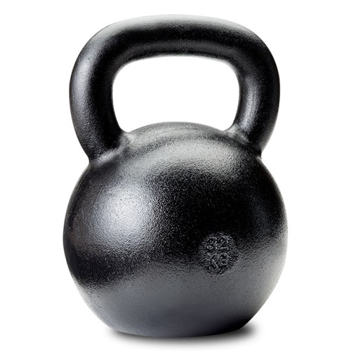 Dragon Door Russian Kettlebell 32kg 72lb Front P10c