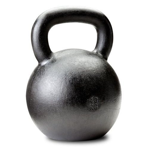 Dragon Door Russian Kettlebell 40kg 88lb Front P10f