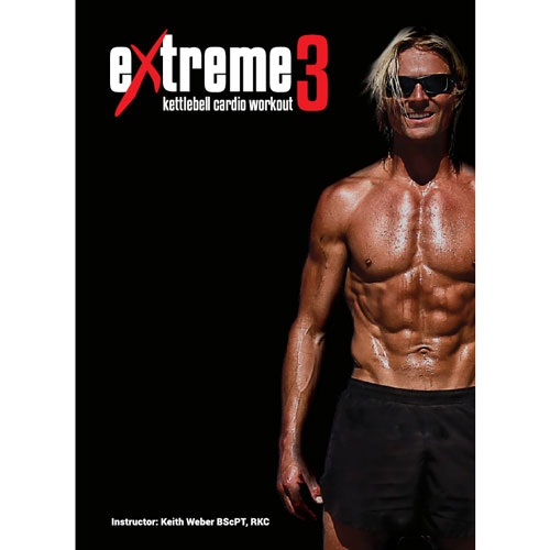 Fitness First Dvd Verleih: The Extreme Kettlebell Cardio Workout 3 (DVD)