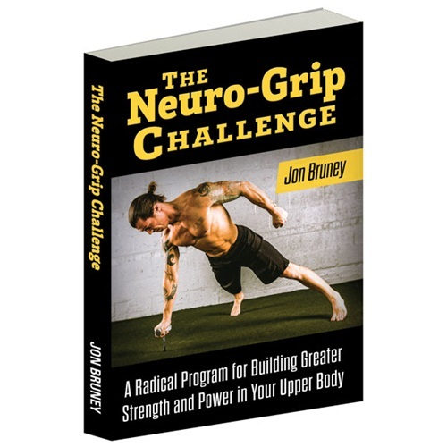 The Neuro-Grip Challenge by Jon Bruney