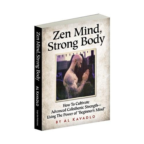 Zen Mind, Strong Body Paperback Book Cover
