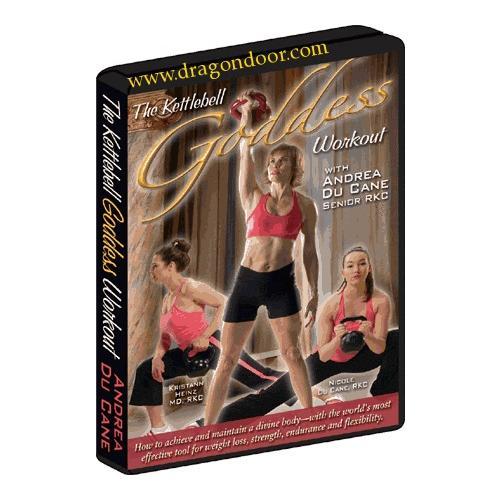 The Kettlebell Goddess Workout