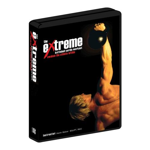 Kettlebell Workout Dvds Kettlebell Fitness Training Dvd: Extreme Kettlebell Cardio Workout
